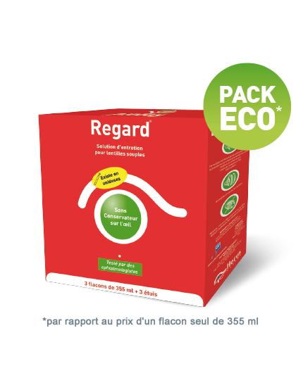 Regard pack eco